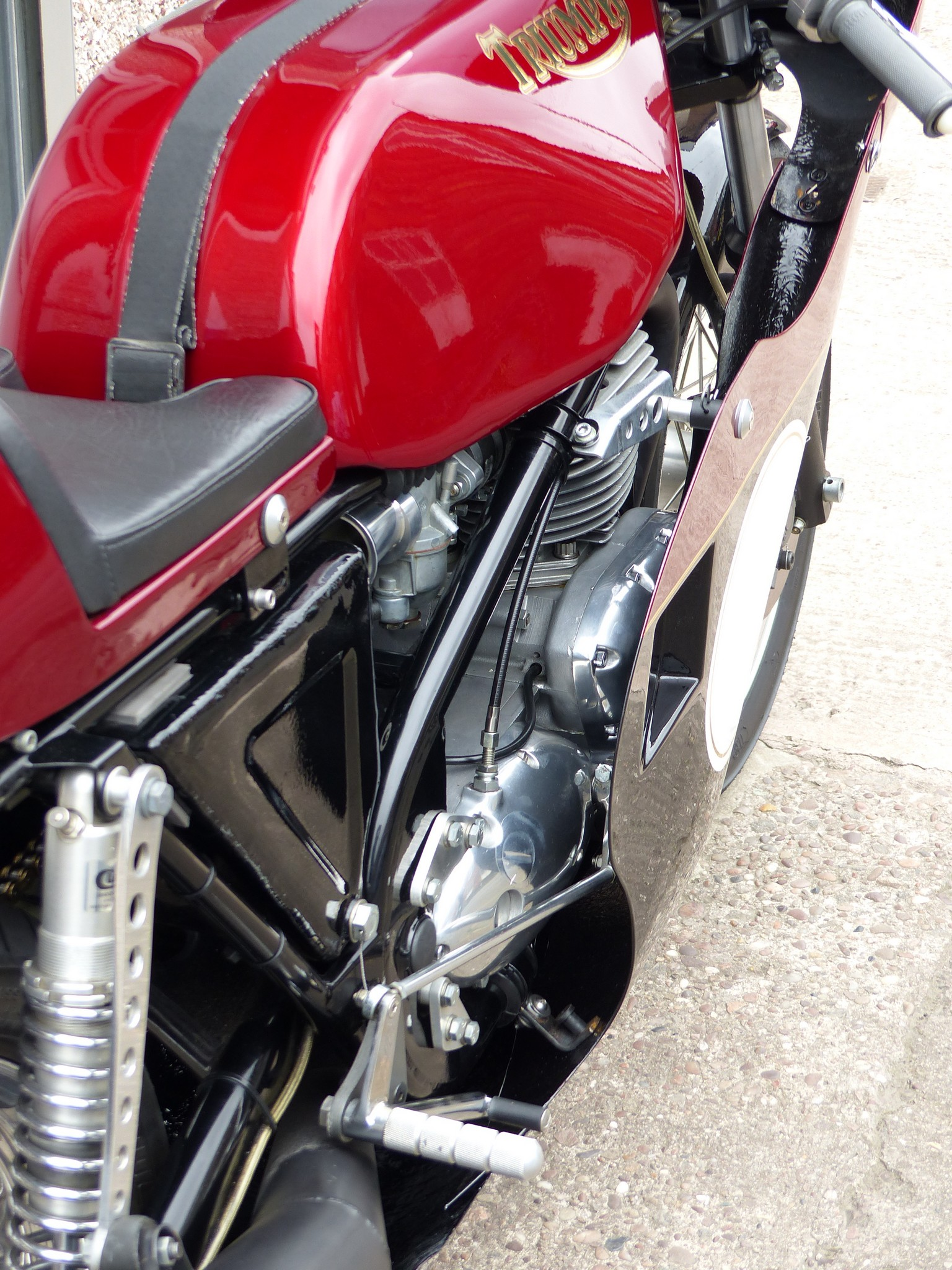 Steve Carthy Motorcycles :: Racing & Competition Machines For Sale ...