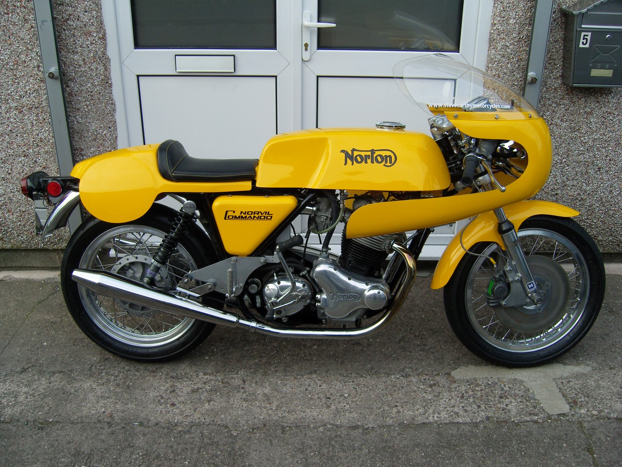 Norton Motorcycles For Sale