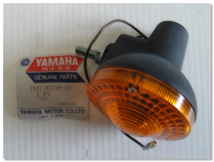 DT XT Yamaha Front Flasher Complete (Late)