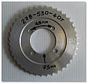 Rear Aluminium Sprocket