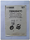 TZR250 (T) 1987 Assembly Manual