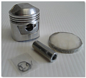 Honda CD175 - 1.00 (4th o/s) SKE Piston Kit