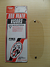 Bob Heath Visor No 10 - Centurion Xtrajet (Clear)