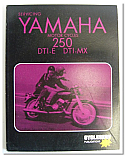 250 DTI-E DTI-MX Servicing Yamaha Motorcycles Workshop Manual