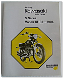 Servicing Kawasaki Motorcycles S Series Models Workshop Manual