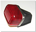 TY175 Yamaha Rear Lamp & Fitting