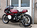 Rob North Triumph Triple 750 Classic Racing Motorcycle
