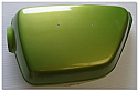 CB200 Honda Left Hand Side Panel