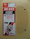 Bob Heath Visor No 17 - Everoak Maxmaster & Galaxy (Clear)