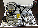 Fantic Motor 240 Classic Trials Motorcycle Project - SOLD