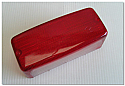 RD250 / 400E Yamaha Rear Lamp Lens