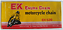 Motorcycle Chain EK520 (110 links)