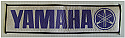 Yamaha Material Badge
