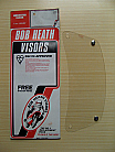 Bob Heath Visor No 49 - Britax Mercury (Clear)