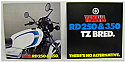 RD250/350LC Yamaha Promotions Card