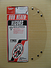 Bob Heath Visor No 44 - PREMIER 576 & 579