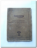 Triumph Replacement Parts Catalogue No.14