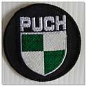 Puch Material Patch Badge