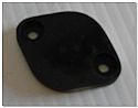 RD250 Yamaha Clutch Adjuster Cover