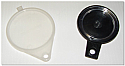 Plastic Motorcycle Tax Disc Holder