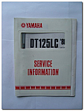 DT125 LC 1986 Yamaha Service Information