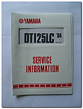 DT125LC 1984 Yamaha Service Information