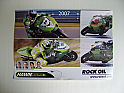 Hawk Racing Kawasaki Poster - 2007