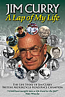 JIM CURRY - A Lap of My Life (Autobiography / Book)