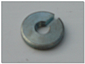 RD250E Yamaha Clutch Adjuster Lock Nut