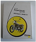 900 Super 4 Model Z1 Servicing Kawasaki Workshop Manual