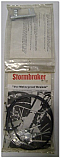 Stormbreaker - Wet Weather Braking System (Honda)