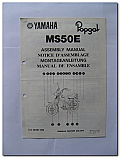 MS50E Yamaha Assembly Manual