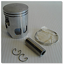 Yamaha RS125 - 0.75 (3rd o/s) Bailey Piston Kit