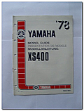 XS400 1978 Yamaha Model Guide