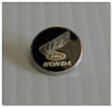 Honda Metal Pin Badge