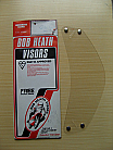 Bob Heath Visor No 56 - Centurion Special (Clear)