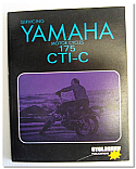 175 CTI-C Servicing Yamaha Motorcycles Workshop Manual
