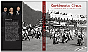 'Continental Circus' Book - The Races and the Places, the People and the Faces