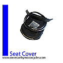 TS 125 Suzuki Replacement Seat Cover Kit