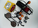 Gas Gas 05 Txt Pro Lighting Kit, Speedo Mirrors & Horn