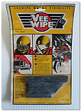 Vee Wipe Finger Helmet Visor Wipes