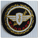Zundapp Material Patch Badge