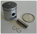 Suzuki TS185 - STD Size Bailey Piston Kit