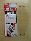 Bob Heath Visor No 11 - Centurion 500 GT (Clear)